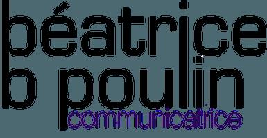 Béatrice Bernard-Poulin, communicatrice